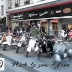 scooter club lyonnais - apéro Nomade 69