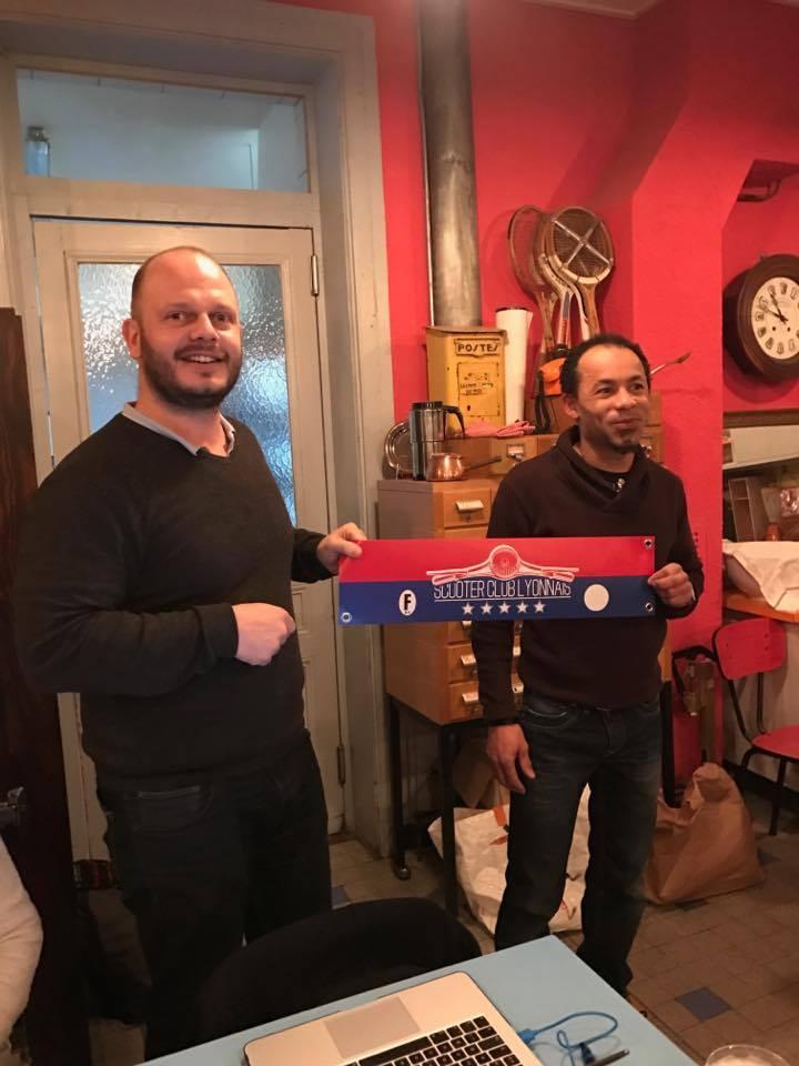 Assemblée Générale du Scooter Club Lyonnais 2017