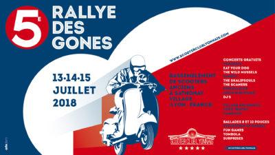Ticket Entrée Rallye des Gones 2018