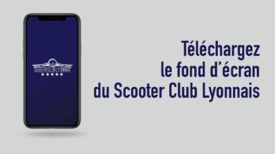 Fond d'écran Scooter Club Lyonnais